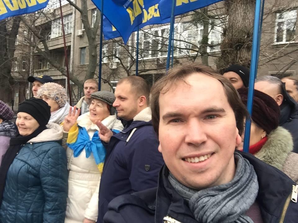 Артема Семеніхіна відпустили після допиту, не висунувши звинувачень, фото-2