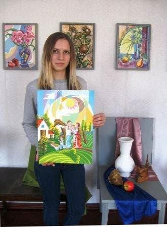 Юні конотопські художники перемогли на всеукраїнському конкурсі малюнків, фото-1