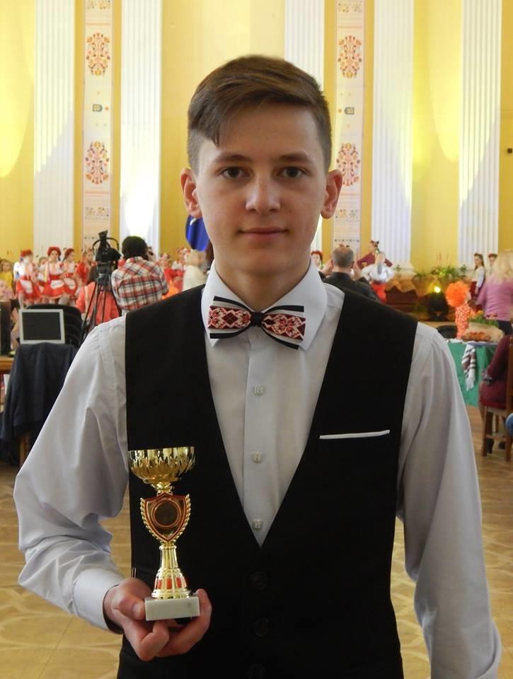 Юний конотопський співак став лауреатом міжнародного фестивалю, фото-1