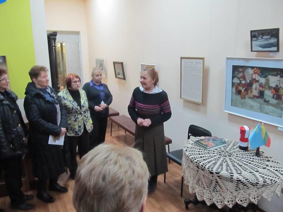У Конотопі відкрили виставку «Зима очима художників», фото-1