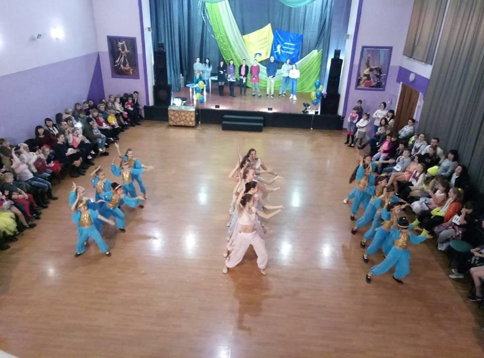 У Конотопі пройшли змагання зі спортивних сучасних танців, фото-1