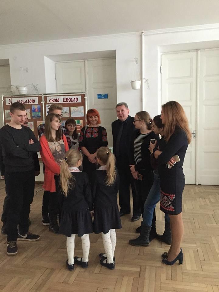 Конотопські гімназисти побували у Львові, фото-3