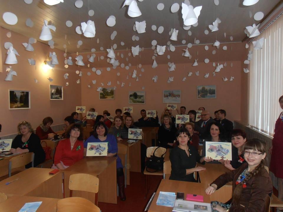 Директори конотопських шкіл проходили квест, фото-2