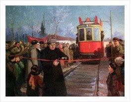 Сторінка в минуле: в Конотопі будують трамвай, фото-5