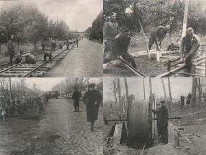 Сторінка в минуле: в Конотопі будують трамвай, фото-3