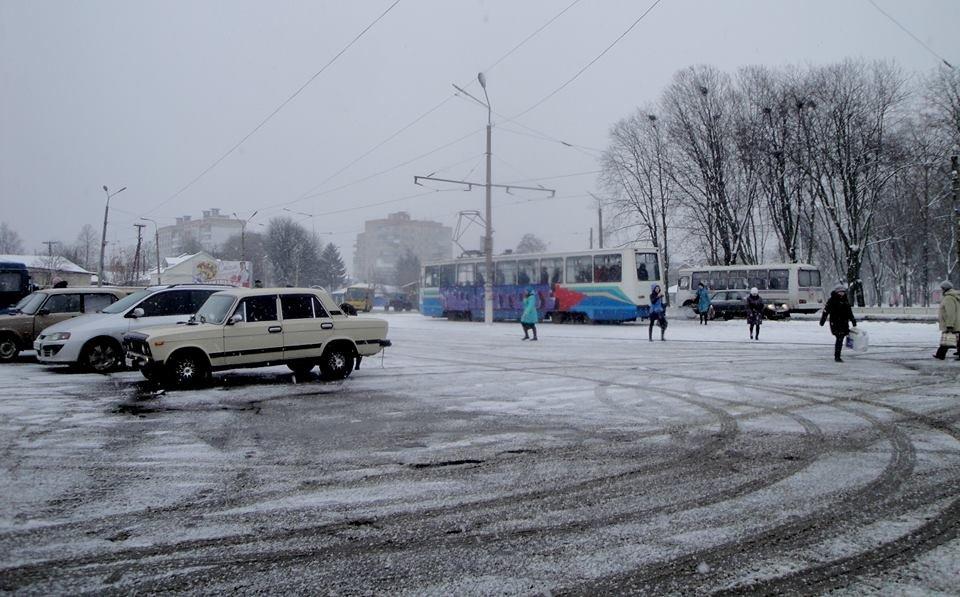 Зимовий трамвай. Фоторепортаж, фото-5, Фото О. Лисенко