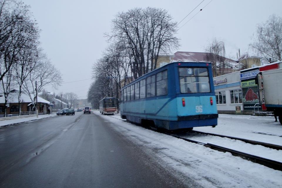 Зимовий трамвай. Фоторепортаж, фото-4, Фото О. Лисенко