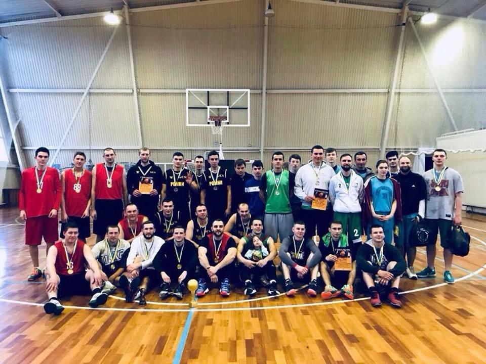 У Конотопі відбувся баскетбольний турнір пам'яті Олександра Калиновського, фото-1