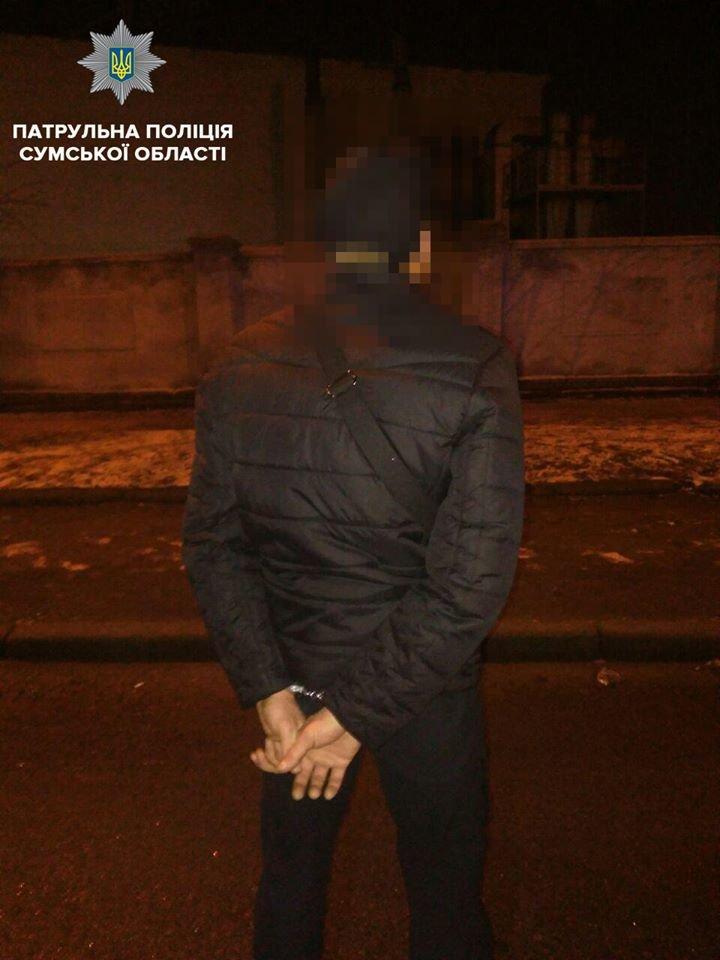 На Сумщині чоловік влаштував стрільбу по людям, фото-1