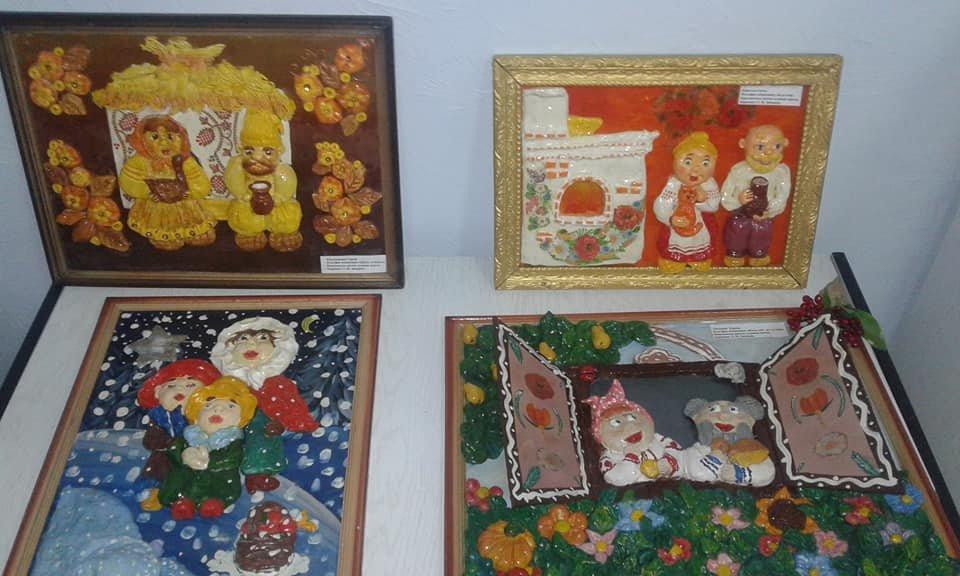 На Конотопщині пройшов конкурс зимового декоративно-прикладного мистецтва, фото-5