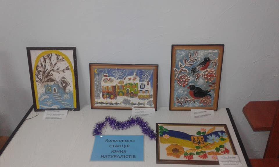На Конотопщині пройшов конкурс зимового декоративно-прикладного мистецтва, фото-2
