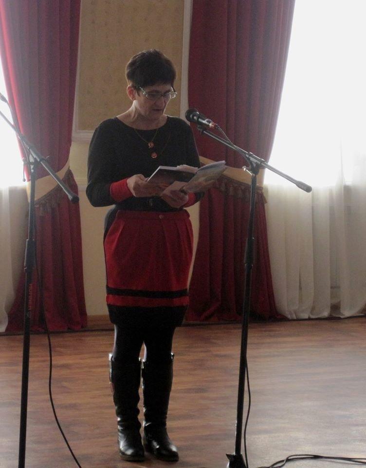 "Конотопська поетеса Марина Ручиця представила ""Сердце на ладонях», фото-1"