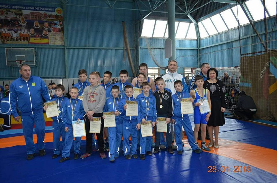 Конотопські борці здобули 14 золотих медалей на всеукраїнському турнірі , фото-3