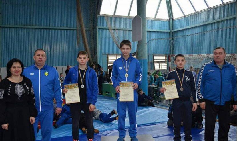 Конотопські борці здобули 14 золотих медалей на всеукраїнському турнірі , фото-1