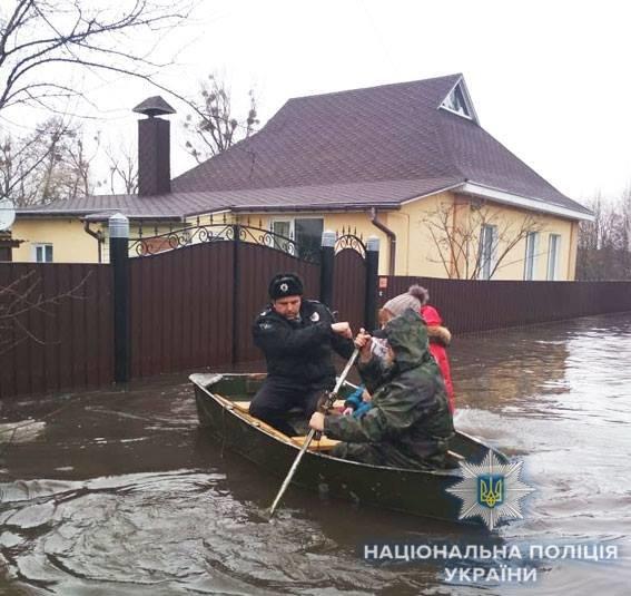 На Сумщині повінь:  через паводок евакуйовано частину жителів Охтирки, фото-2