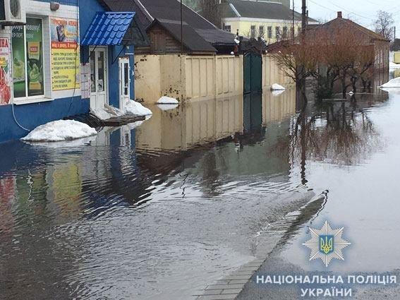 На Сумщині повінь:  через паводок евакуйовано частину жителів Охтирки, фото-3