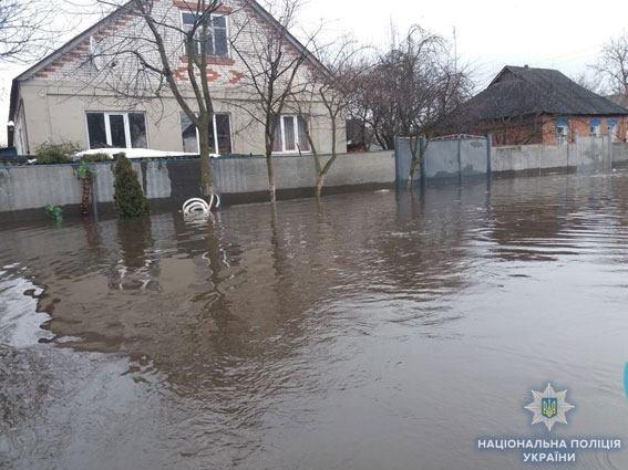 На Сумщині повінь:  через паводок евакуйовано частину жителів Охтирки, фото-4