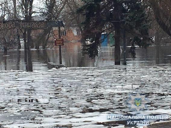 На Сумщині повінь:  через паводок евакуйовано частину жителів Охтирки, фото-5