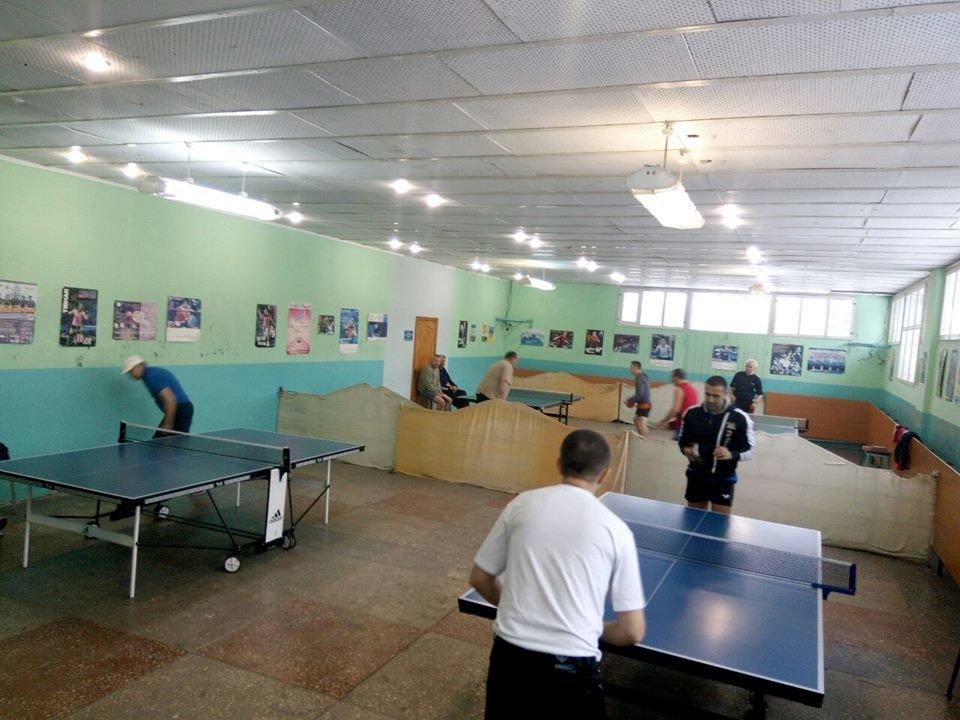 В Конотопі пройшов чемпіонат міста з настільного тенісу, фото-2