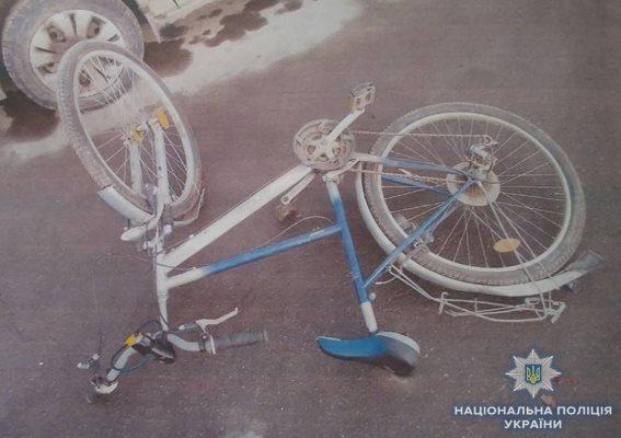 У Конотопі автобус збив велосипедистку, фото-1