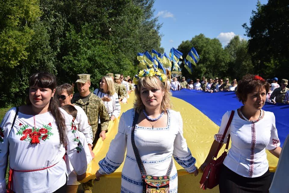 Під Шаповалівкою відзначили річницю Конотопської битви + ФОТО, фото-10, Сумська ОДА