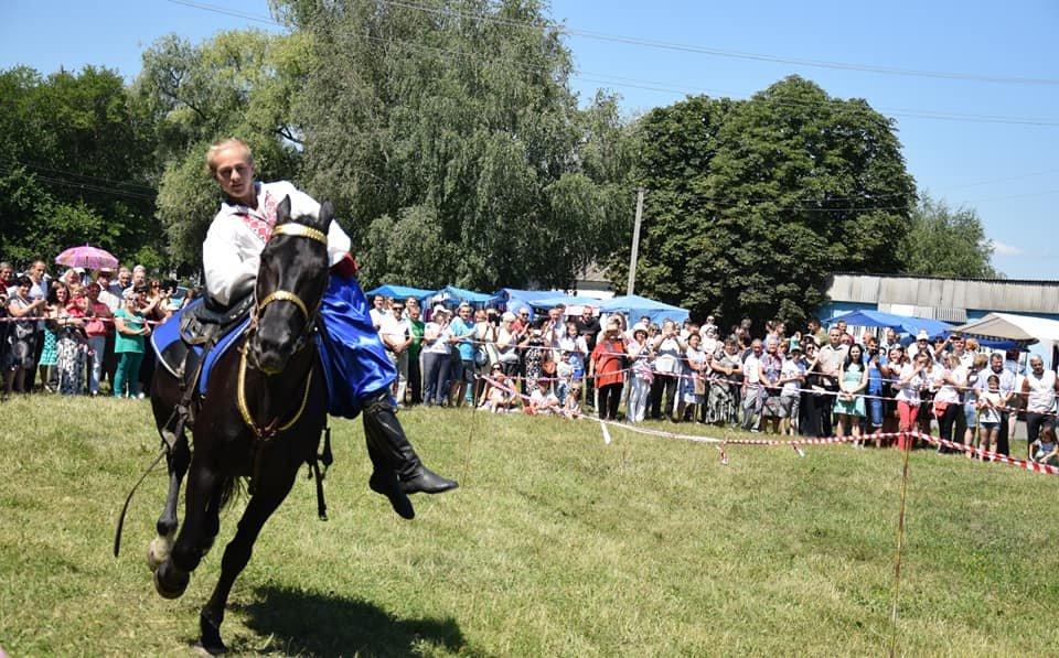 Під Шаповалівкою відзначили річницю Конотопської битви + ФОТО, фото-3, Сумська ОДА