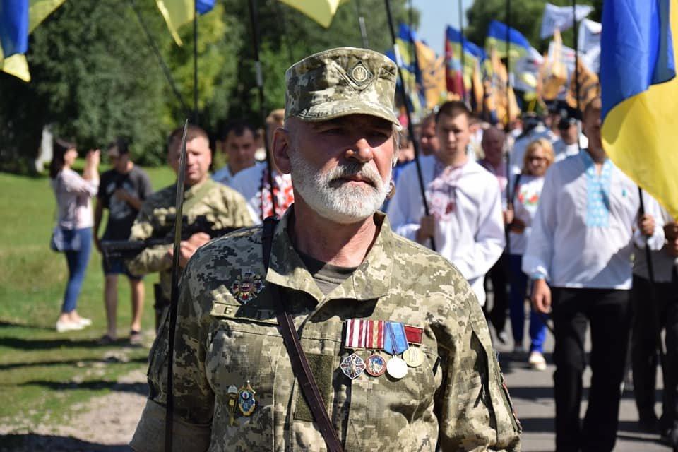 Під Шаповалівкою відзначили річницю Конотопської битви + ФОТО, фото-9, Сумська ОДА