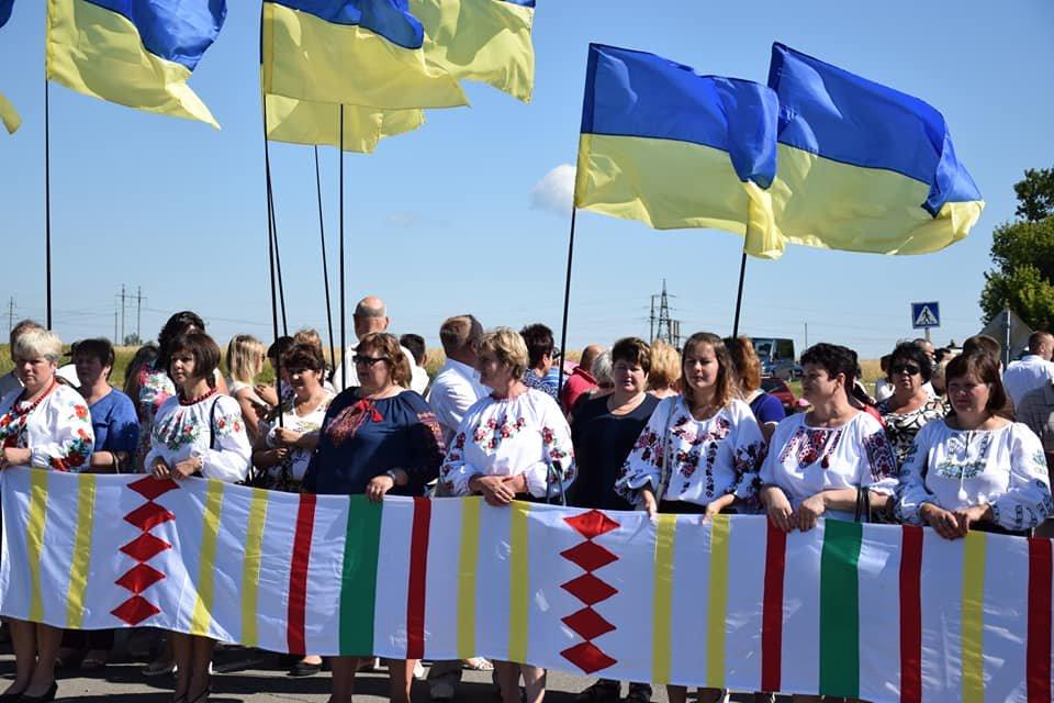 Під Шаповалівкою відзначили річницю Конотопської битви + ФОТО, фото-5, Сумська ОДА