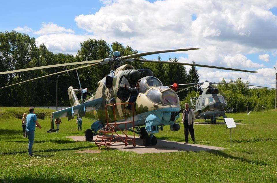 """В музеї авіації влаштували свято """"Крила Конотопу"""", фото-1"""