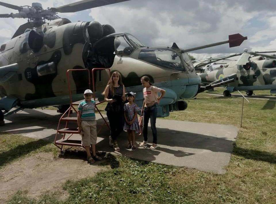 """В музеї авіації влаштували свято """"Крила Конотопу"""", фото-2"""
