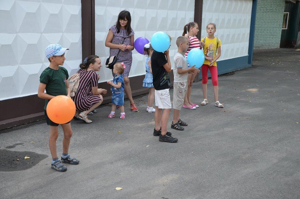 У Конотопі влаштували дитячу дискотеку, фото-1