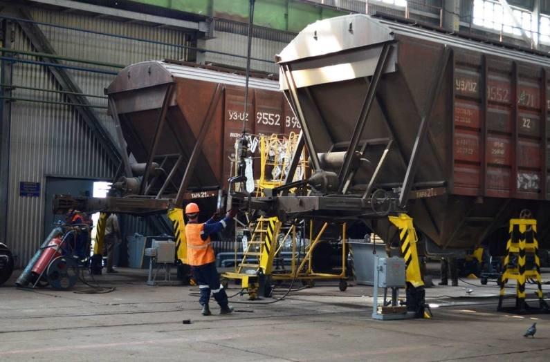 У вагонному депо Конотопа відремонтували 362 вагони, фото-1