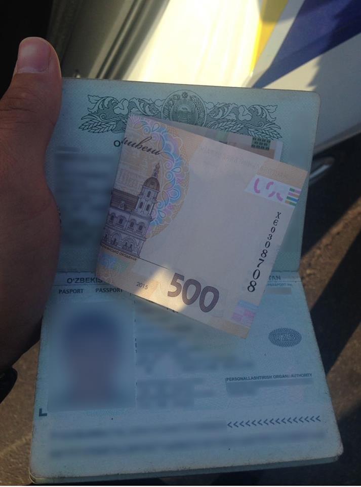 У Конотопі громадянин Узбекистану намагався підкупити прикордонників, фото-1