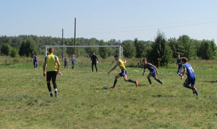 Між дитячими таборами «Мрія» та «Зорька» влаштували спортивні змагання, фото-5