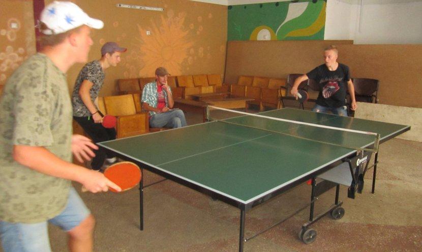 Між дитячими таборами «Мрія» та «Зорька» влаштували спортивні змагання, фото-4