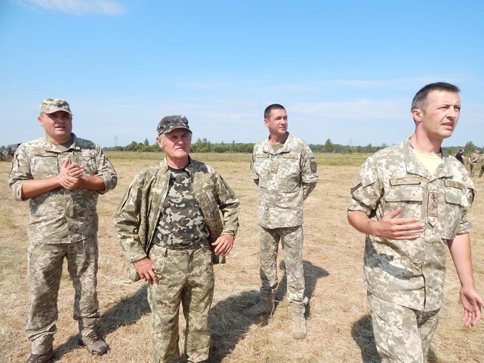 На Конотопщині провели військові збори, фото-1