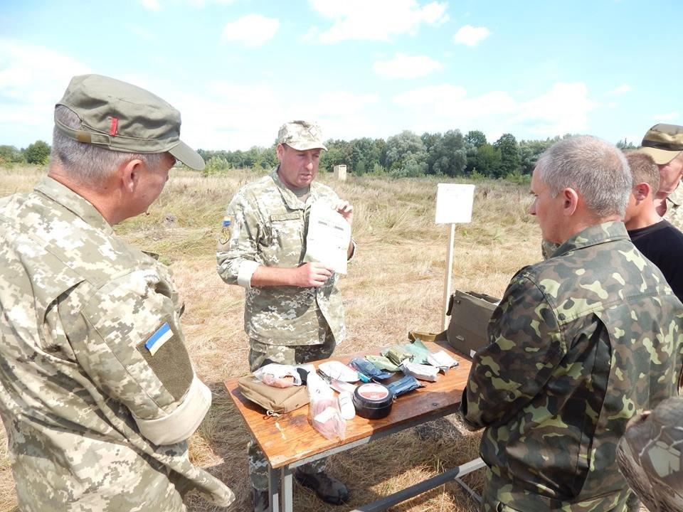 На Конотопщині провели військові збори, фото-2