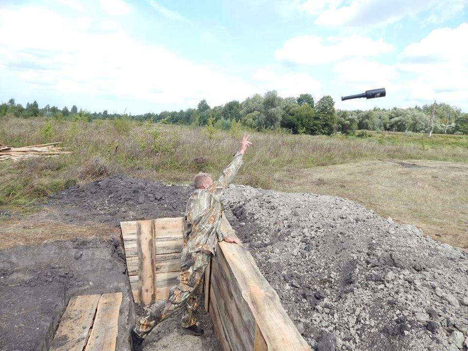 На Конотопщині провели військові збори, фото-6