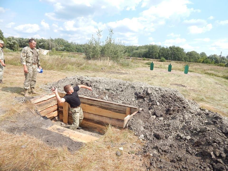 На Конотопщині провели військові збори, фото-7
