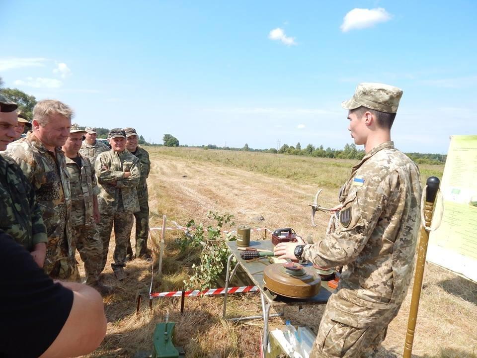 На Конотопщині провели військові збори, фото-3