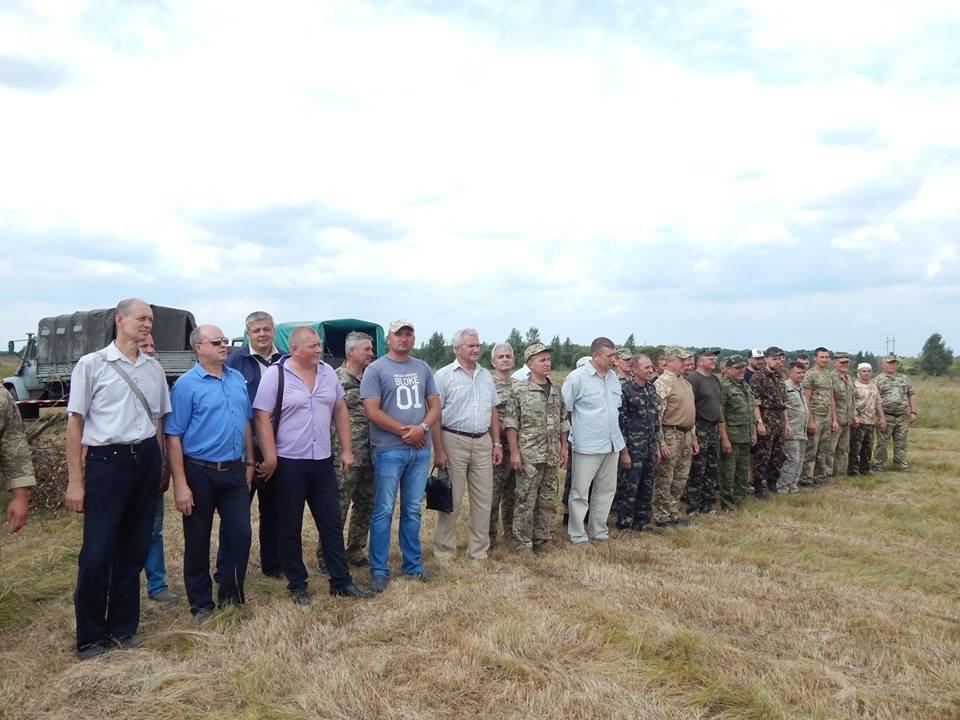 На Конотопщині провели військові збори, фото-5