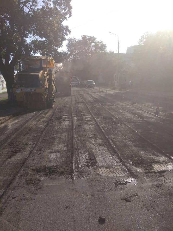 У Конотопі продовжують ремонтувати дороги, фото-2