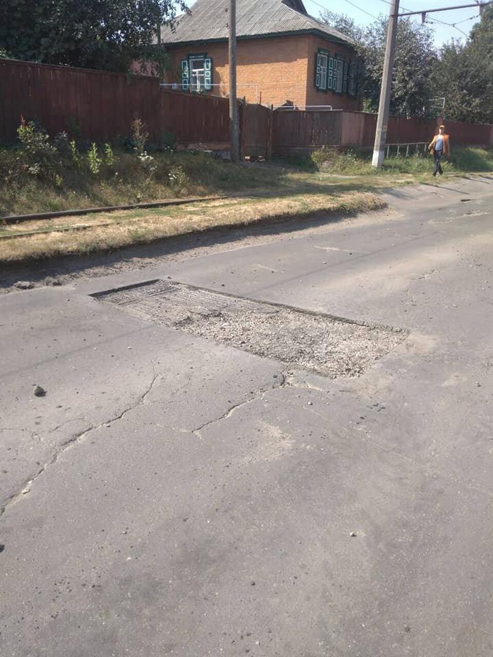 У Конотопі продовжують ремонтувати дороги, фото-3