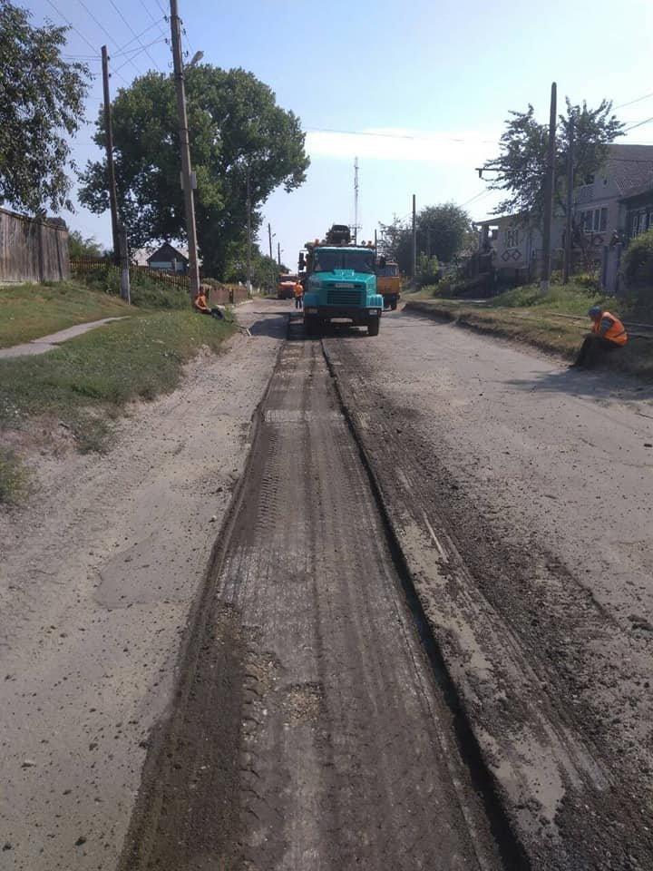 У Конотопі продовжують ремонтувати дороги, фото-4