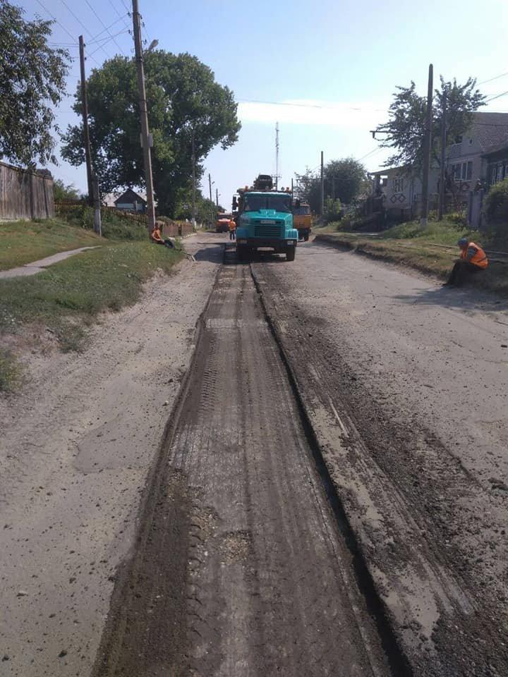 У Конотопі продовжують ремонтувати дороги, фото-5