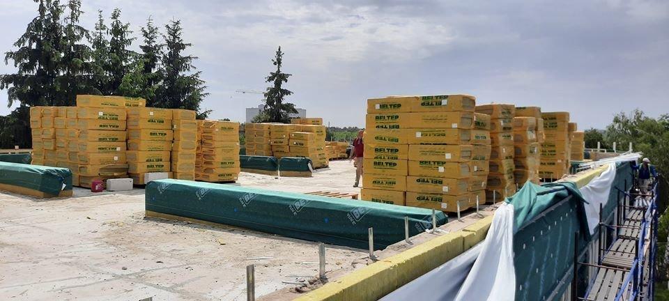 У Конотопі інспектували ремонт міської гімназії, фото-1