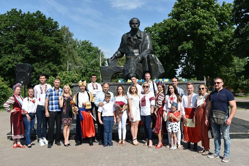 У Конотопі відмітили День Конституції+ФОТО, фото-6