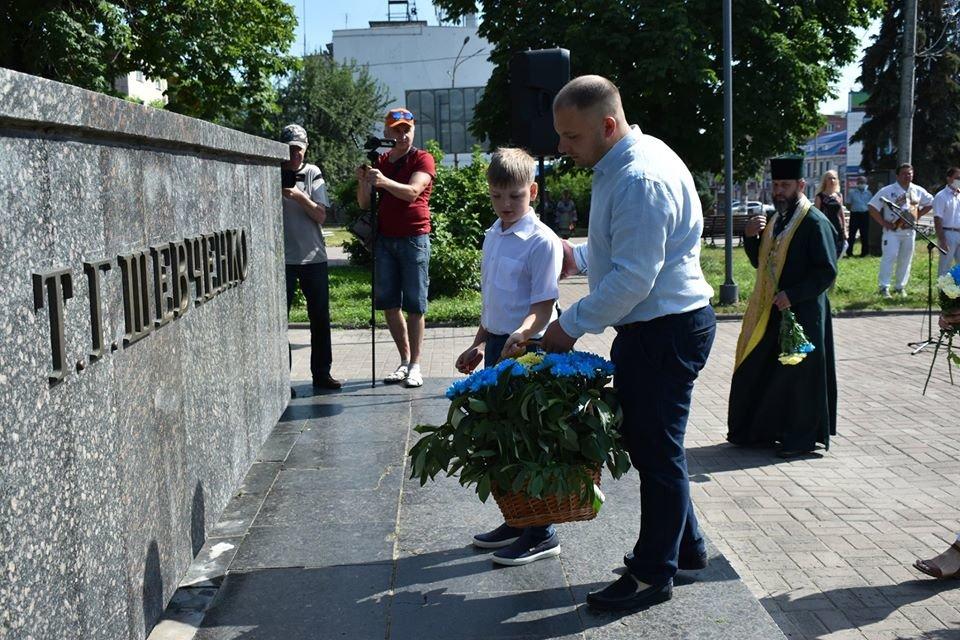 У Конотопі відмітили День Конституції+ФОТО, фото-2