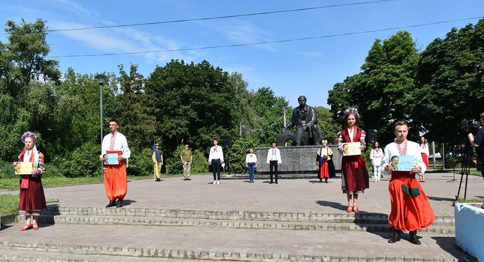 У Конотопі відмітили День Конституції+ФОТО, фото-9