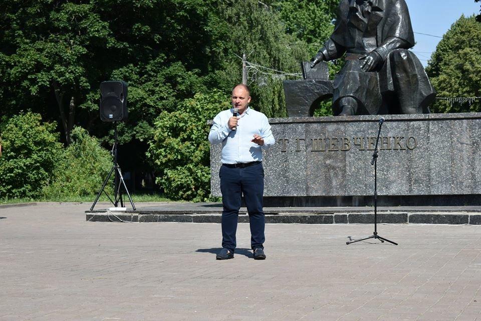 У Конотопі відмітили День Конституції+ФОТО, фото-4